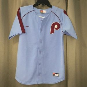 Vintage Utley Phillies jersey